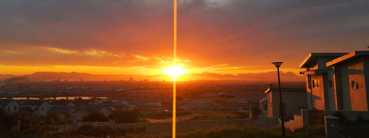 Fairhaven Estate Sunset
